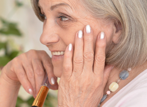 What happens to your skin as you age